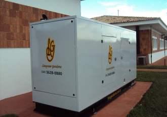 Grupo Gerador 400 kva